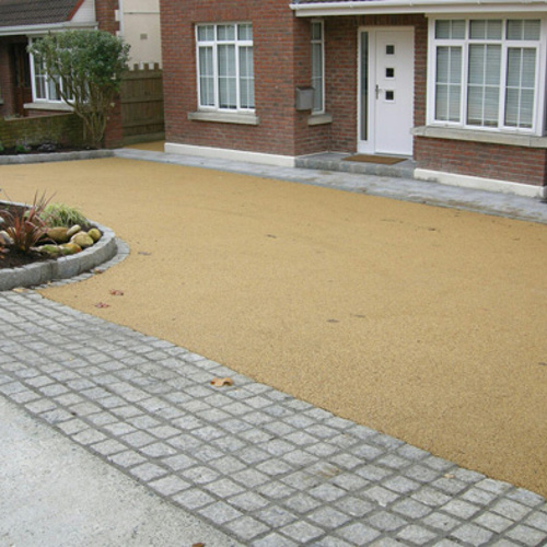 Resin Bonded Gravel Driveways