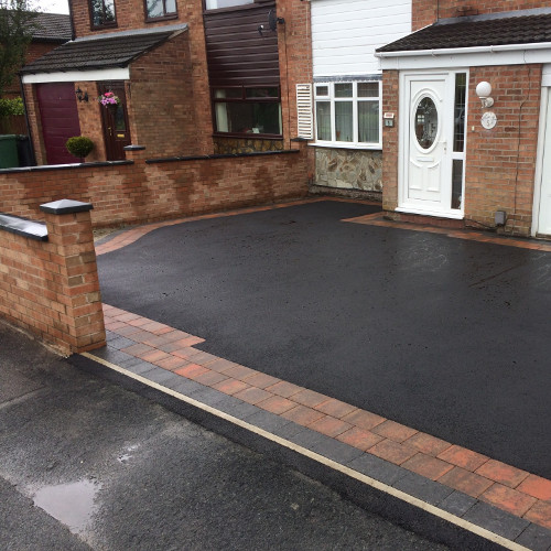 Tarmac Driveways and Car Parks